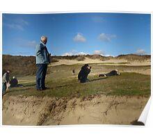 Photoshoot, Renesse, Zeeland Holland Poster