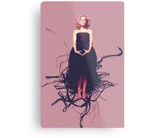 Gillian Anderson Metal Print