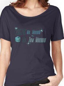 Paging Mr. Morrow... Women's Relaxed Fit T-Shirt