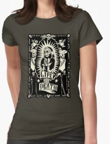 Mexico Day of the Dead Womens Fitted T-Shirt