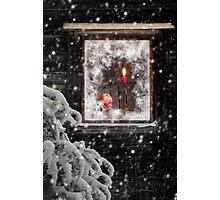 Winter's atmosphere Photographic Print