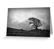 Wuthering Heights Greeting Card