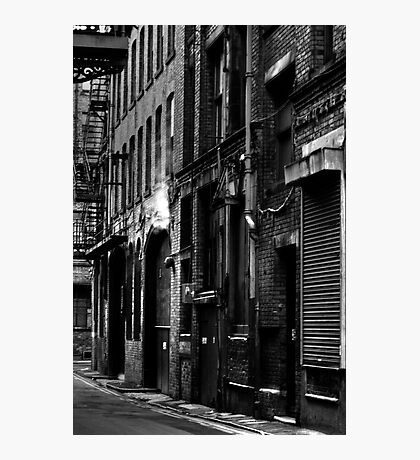 Manchester Street Photographic Print