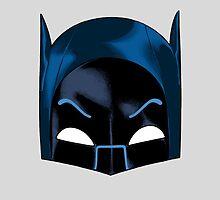 66 Bat Cowl by ianscott76