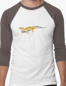 Leopard gecko Men's Baseball ¾ T-Shirt