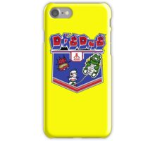 Dig Dug iPhone Case/Skin