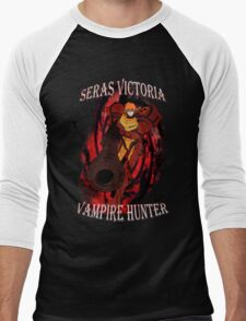 Seras Victoria Vampire Hunter Men's Baseball ¾ T-Shirt