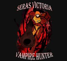 Seras Victoria Vampire Hunter Womens Fitted T-Shirt