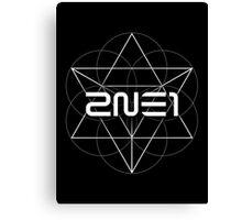 2NE1 Crush 1 Canvas Print