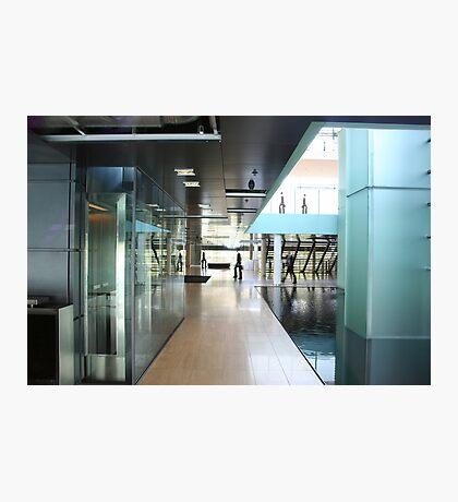 Corporate Interior in Copenhagen, Denmark Photographic Print