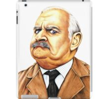 Open all hours - Ronnie Barker plays Arkwright iPad Case/Skin