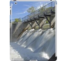 Flowing Damn iPad Case/Skin
