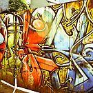 Gates of Graffiti by Jason Dymock Photography