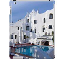 a historic Uruguay landscape iPad Case/Skin