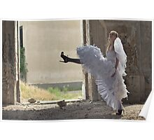 Marching Bride Poster