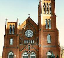 St Mary's Roman Catholic Church by Stefan Chirila