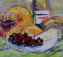 What is Left in Avignon France by TerrillWelch