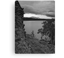 Ness 2 Canvas Print