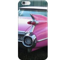 I want a Pink Cadillac iPhone Case/Skin