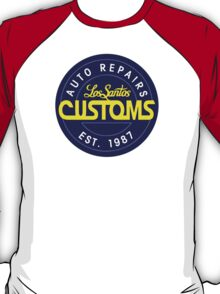 Lost Santos Customs Classic T-Shirt