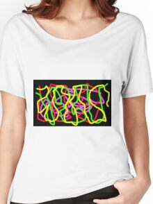 Neon Women's Relaxed Fit T-Shirt