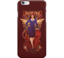 Call Me Agent iPhone Case/Skin