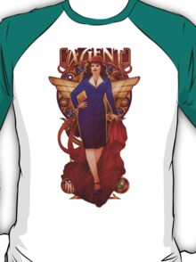 Call Me Agent T-Shirt