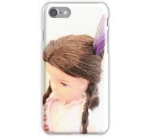 Sitting Bull II iPhone Case/Skin