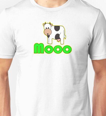 MOOOO Unisex T-Shirt