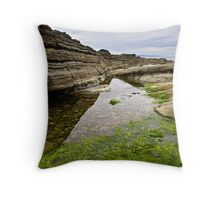 Reflecting the Tide Throw Pillow