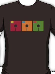 floppy color T-Shirt