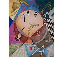 Clocks Photographic Print