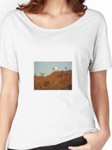 Ross River Moonrise Women's Relaxed Fit T-Shirt