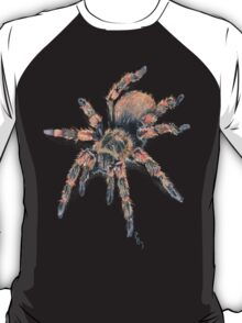 Mexican Red Knee Tarantula Tee T-Shirt