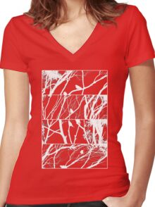 7 O'Clock Women's Fitted V-Neck T-Shirt