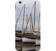 Blakeney Point Moaring iPhone Case/Skin