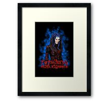 Angel - Illyria  Framed Print