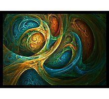 """Spirit Realm"" - Fractal Art Photographic Print"