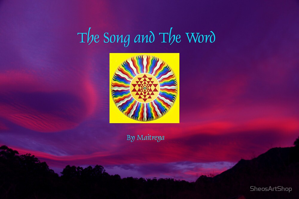 The Song and The Word by SheosArtShop