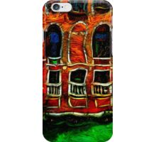 Venice Intersection Fine Art Print iPhone Case/Skin