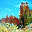 Smith Rock by Miles Histand