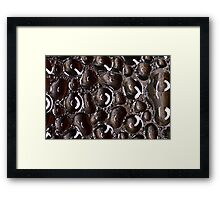 Guess what is this? Framed Print