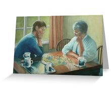 The Jigsaw Greeting Card