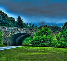 Blueridge Parkway by ParadoxGraphics