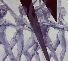Dancers # 11 by cszuger