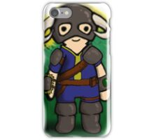 Dovahkiin The Vault Dweller iPhone Case/Skin