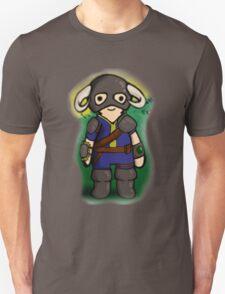 Dovahkiin The Vault Dweller Unisex T-Shirt