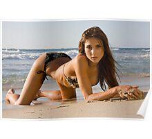 Beach Girl 5 Poster