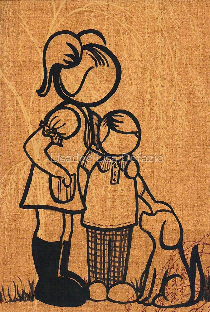 1970's Vintage Family... by Lisadee Lisa Defazio