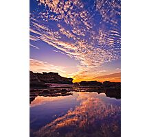 Hunters Beach Reflection Photographic Print
